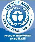 blue angel label